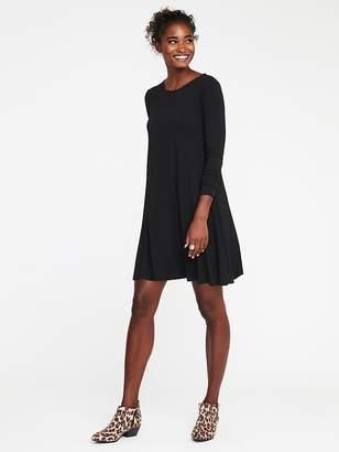 Old Navy Jersey-Knit Swing Dress for Women