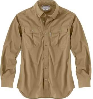 Carhartt Foreman Solid Long-Sleeve Work Shirt - Men's