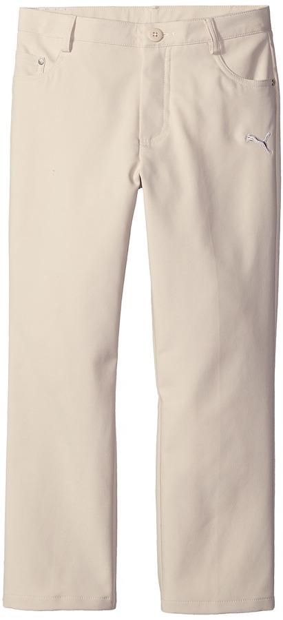 PUMA Golf Kids Five Pocket Pant (Big Kids)