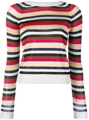 Sonia Rykiel striped knit pullover