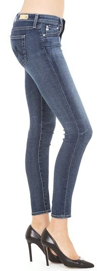 AG Jeans The Absolute Legging - 11 Years Journey