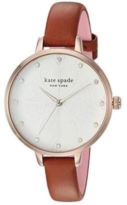 Kate Spade 34 mm Metro Watch - KSW1534