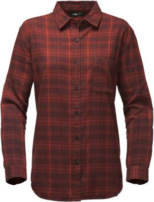 The North Face Boyfriend Shirt - Long-Sleeve - Women's