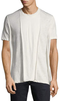 Private Stock Men's Buri Raw-Edge T-Shirt