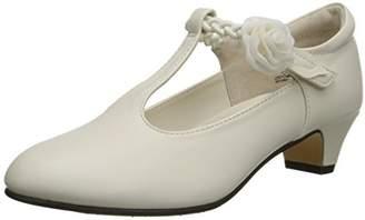 Jumping Jacks Kate T-Strap Dress Shoe (Little Kid/Big Kid)