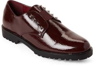 Gc Shoes Burgundy Ciara Patent Slip-On Oxfords