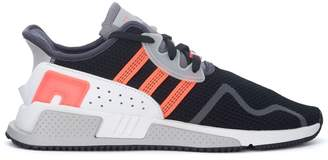 adidas Eqt Cushion Black Knit Upper Sneakers