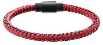 Ben Sherman Rondelle Fuax Leather Bracelet