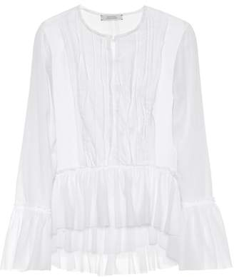 Schumacher Dorothee Soft Rebellion cotton blouse