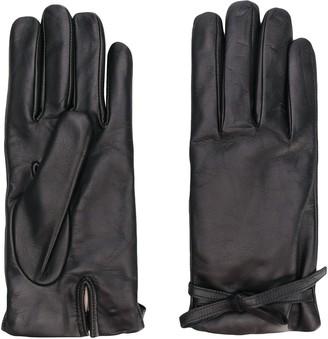 L'Autre Chose wool lined gloves