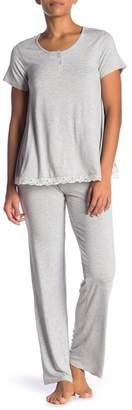 Juicy Couture Sleep Flowy Pajama 2-Piece Set