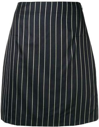 Noon By Noor Scout striped mini skirt
