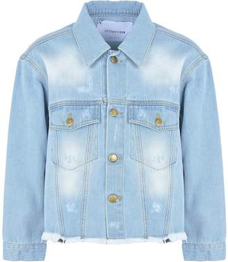 LEO STUDIO DESIGN Denim outerwear - Item 42667272