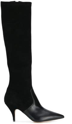 2c8fea7f752 Tory Burch Black Boots For Women - ShopStyle Canada