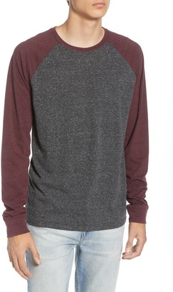 Threads 4 Thought Triblend Raglan Long Sleeve Crewneck T-Shirt