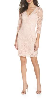 LuLu*s Lace Cocktail Dress