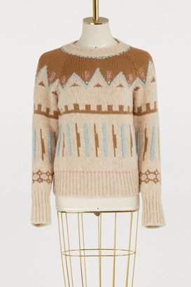 Roberto Collina Patterned sweater