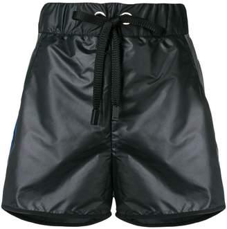 NO KA 'OI No Ka' Oi patent running shorts