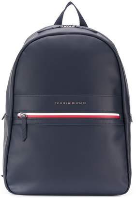 Tommy Hilfiger stripe detail backpack