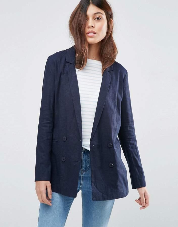 AsosASOS Tailored Linen Blazer