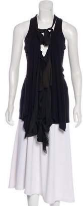 Sharon Wauchob Silk Sleeveless Top