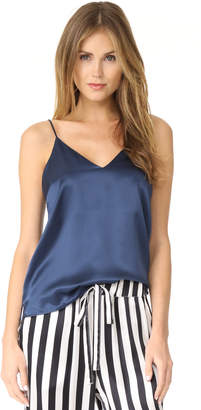 Anine Bing Shiny Silk Camisole