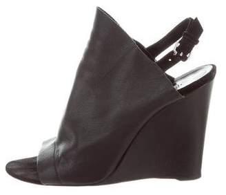 Balenciaga Leather Glove Sandals