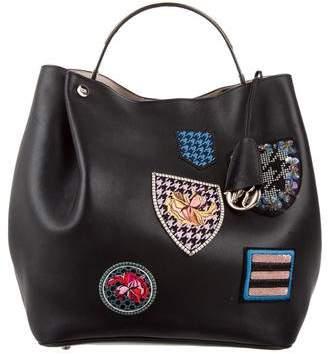 Christian Dior Diorific Bucket Bag