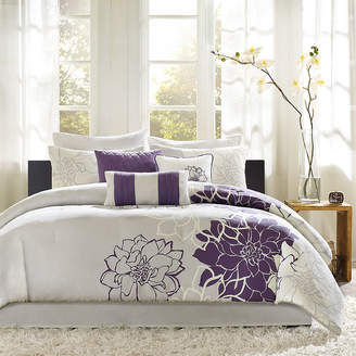 JCPenney Madison Park Bridgette Floral Comforter Set