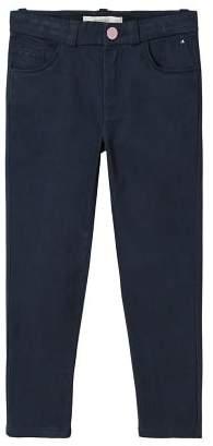 MANGO Pocket cotton trousers