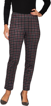 Joan Rivers Classics Collection Joan Rivers Regular Length Plaid