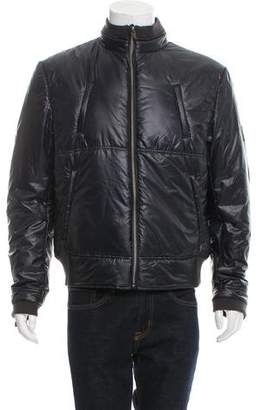 Belstaff Zip-Up Puffer Jacket