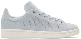 adidas Blue Suede Stan Smith Sneakers