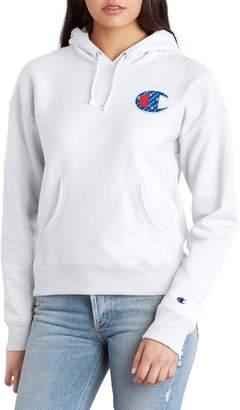 Champion Logo Applique Hoodie