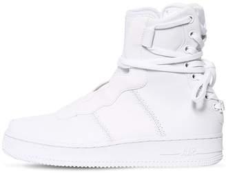 cecaedc0f0ba Nike Air Force 1 Rebel Xx High Top Sneakers
