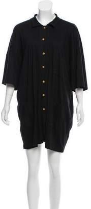 Sonia Rykiel Short Sleeve Mini Dress