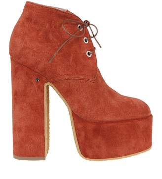 Laurence Dacade Platform Ankle Boots