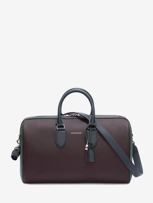 Alexander McQueen 24 Hour Weekend Duffle Bag