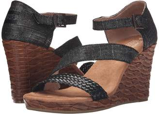 Toms Clarissa Wedge Women's Wedge Shoes