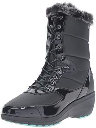 Khombu Women's Ashao Snow Boot $17.41 thestylecure.com