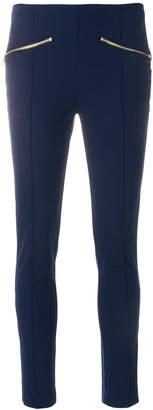 MICHAEL Michael Kors side zip leggings