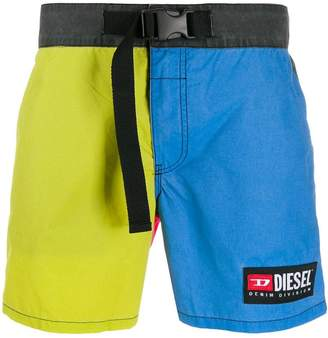 Diesel BMBX-WAVE-F swim shorts