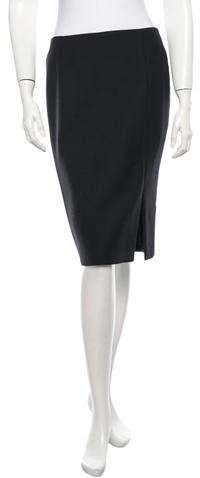Michael Kors Wool Skirt