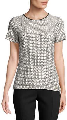 Calvin Klein Printed Short-Sleeve Tee