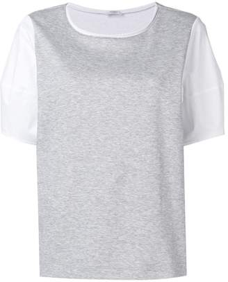 Peserico two-tone T-shirt