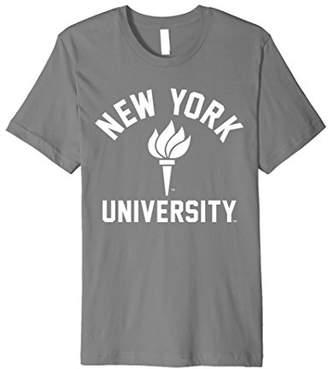 NCAA New York University NYU T-Shirt nyuv1003