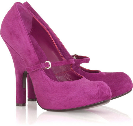 Vivienne Westwood Elevated Mary-Jane pump