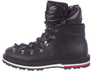 Moncler Inaya Rubber Boots w/ Tags