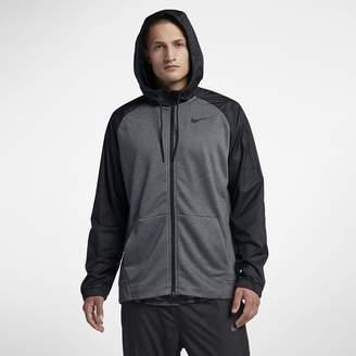 Nike Dri-FIT Men's Utility Full-Zip Training Hoodie
