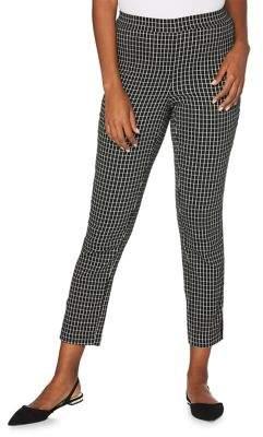 Rafaella Petite Supreme Printed Trousers